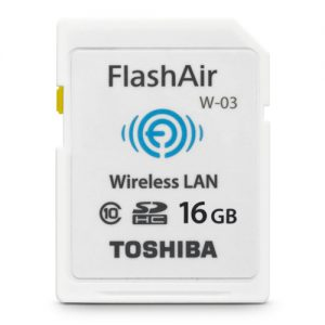 SDHC-WIFI-TOSHIBA-FLASH-AIR-16GB