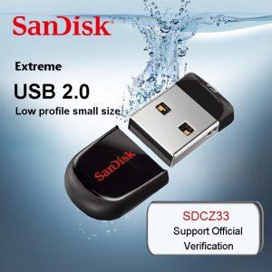 USB SANDISK CZ33 – 32GB