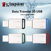 Kingston-Digital-DT50-USB-3-0-USB-Flash-Drive-16GB-Pendrive-128GB-32GB-Pendrive-64GBGB-Metal