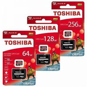 Thẻ nhớ Toshiba – TUẤN KHANH